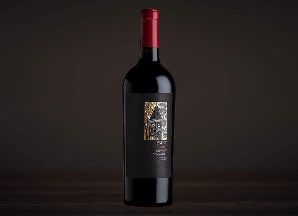 2016 The Hour Red Blend 750ml