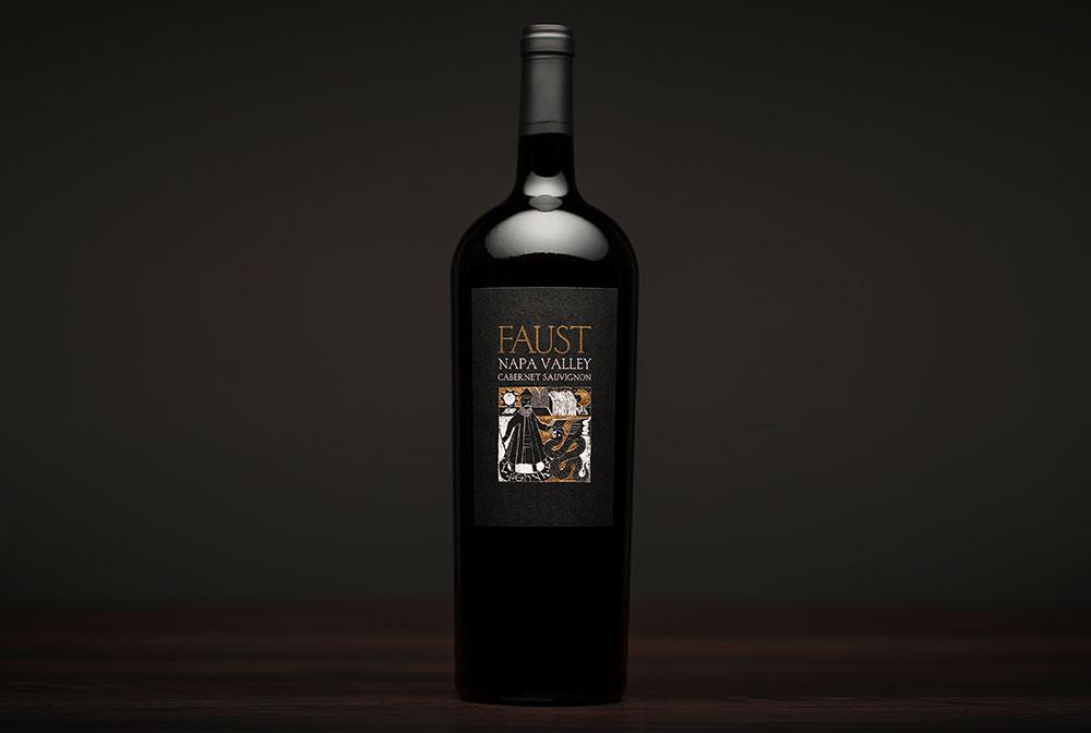 2018 Faust Cabernet Sauvignon 1.5L